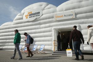 AWS Cloud Tent